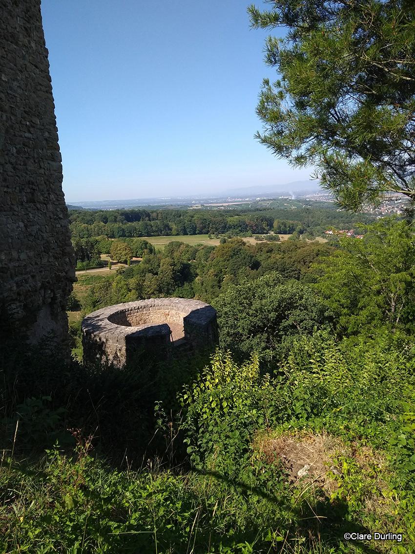 Badenweiler schloss