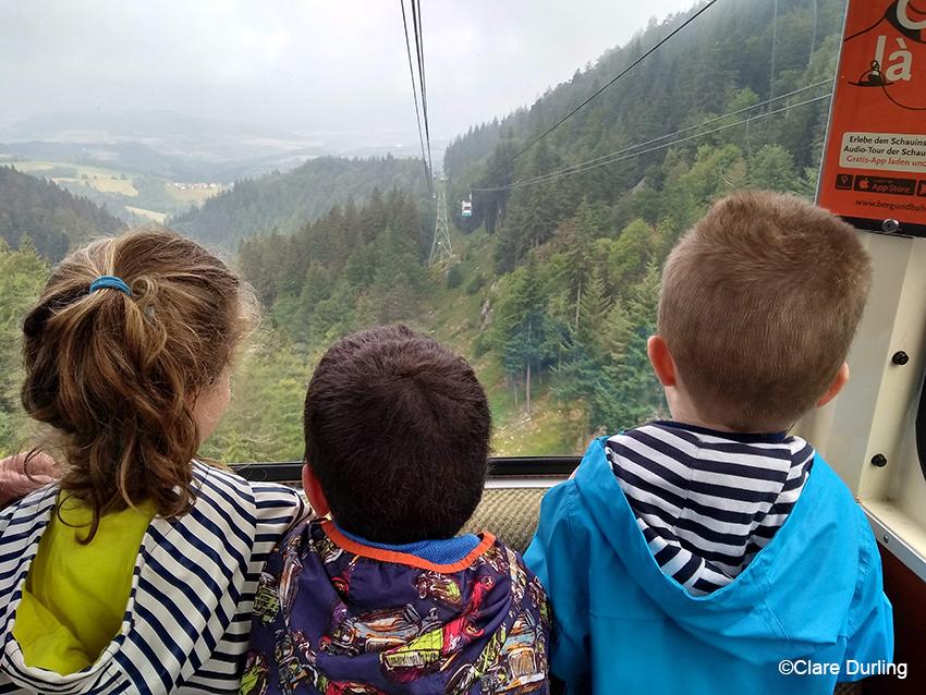 Schauinsland Cable Car (known as Germanys longest cable car)