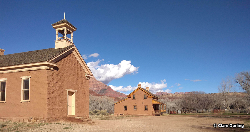 Grafton Ghost Town, Utah